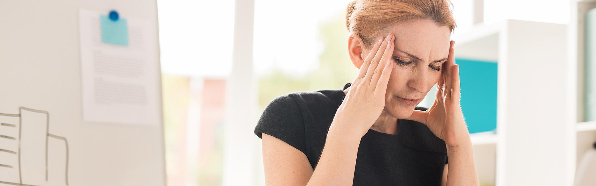 Jak radzić sobie z bólem głowy. Centrum Osteopatii i Rehabilitacji Alternativa